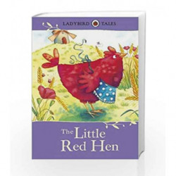 Ladybird Tales the Little Red Hen by Ladybird Book-9780718193386