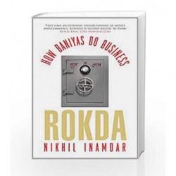 Rokda: How Baniyas Do Business by Inamdar Nikhil Book-9788184005899