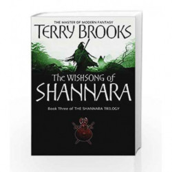 The Wishsong Of Shannara: The Shannara Chronicles by Terry Brooks Book-9781841495507