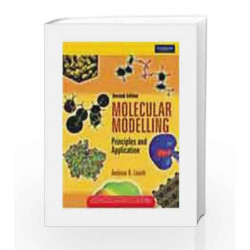 Molecular Modelling: Principles and Applications, 2e by Leach Book-9788131728604