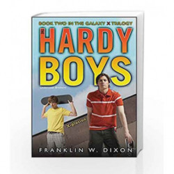 X-plosion: Book Two in the Galaxy X Trilogy (Hardy Boys (All New) Undercover Brothers) by Franklin W. Dixon Book-9781416978701