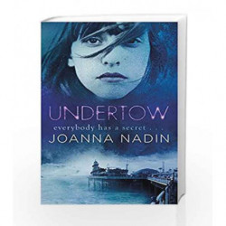 Undertow by Joanna Nadin Book-9781406353181