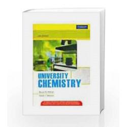 University Chemistry, 4e by Mahan Book-9788131729571