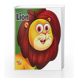 Lion: Cutout Board Book by OM BOOKS EDITORIAL TEAM Book-9789384119041