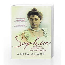Sophia by Anita Anand Book-9789384052386