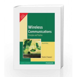 Wireless Communications: Principles and Practice, 2e by Rappaport Book-9788131731864