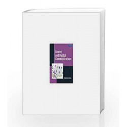 Analog and Digital Communications, 1e by Kundu Book-9788131731871