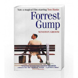 Forrest Gump by Winston Groom Book-9780552996099