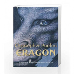 Eragon: Christopher Paolini (The Inheritance Cycle) by Christopher Paolini Book-9780552553209
