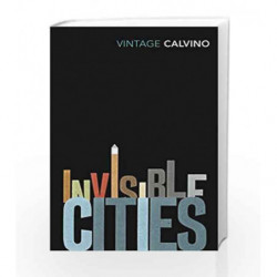 Invisible Cities (Vintage Classics) by Italo Calvino Book-9780099429838