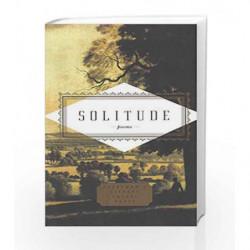 Solitude (Everyman's Library POCKET POETS) by Carmela Ciuraru Book-9781841597676