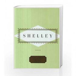 Poems (Everyman's Pocket Poets) by Shelley, Percy Book-9781857157000
