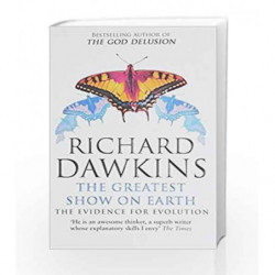 The Greatest Show on Earth: The Evidence for Evolution by Richard Dawkins Book-9780552775243