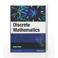 Discrete Mathematics, 1e by Babu Ram Book-9788131733103