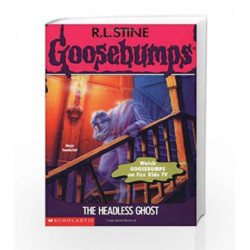 The Headless Ghost (Goosebumps - 37) by R.L. Stine Book-9780590568746