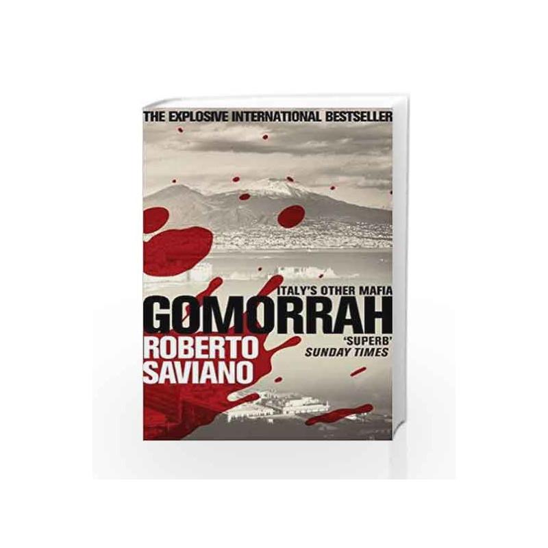 Gomorrah by Roberto Saviano Book-9780330450997