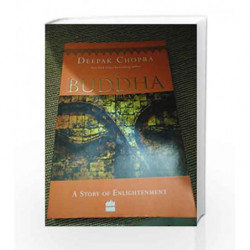 Buddha : A Story Of Enlightenment by Deepak Chopra Book-9789350290033