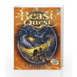 Ferno the Fire Dragon: Series 1 Book 1 (Beast Quest) by Adam Blade Book-9781846164835