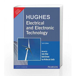 Hughes Electrical and Electronic Technology, 10e by Hughes Book-9788131733660