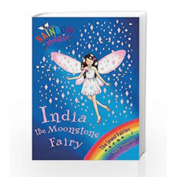 The Jewel Fairies: 22: India the Moonstone Fairy (Rainbow Magic) by Daisy Meadows Book-9781843629580