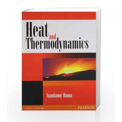 Heat and Thermodynamics by Anandamoy Manna Book-9788131754009