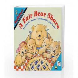 A Fair Bear Share: Math Start - 2 by Stuart J. Murphy Book-9780064467148