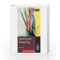 Teaching and Researching: Writing by Ken Hyland Book-9788131755297