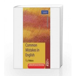 Common Mistakes In English, 6e by Fitikides Book-9788131755372