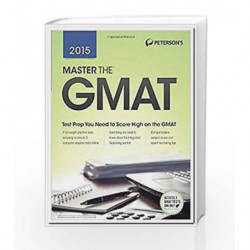 Master the GMAT 2015 by NA Book-9789350099520