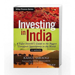 Investing in India: A Value Investor's Guide to the Biggest Untapped Opportunity in the World by NILL Book-9788126551699