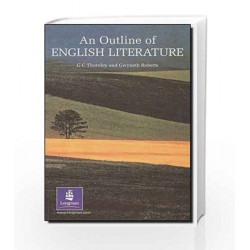 An Outline of English Literature by Thornley Book-9788131755945