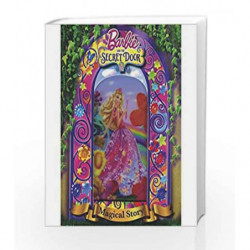 Barbie And The Secret Door Magical Story by Parragon Book-9781472354754