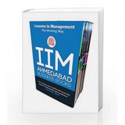IIMA Business Books Collection - Lessons in Management: The Winning Way by NA Book-9788184006605