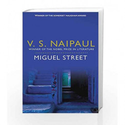 Miguel Street by V. S. Naipaul Book-9780330523004