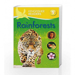 Rainforests (Kingfisher Readers Level 5) by Harrison, James Book-9780753430682