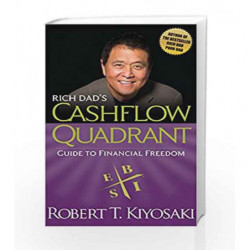 Rich Dad's Cashflow Quadrant: Guide to Financial Freedom by Robert T. Kiyosaki Book-9781612680064
