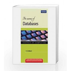 The Essence of Databases, 1e by ROLLAND Book-9788131756768