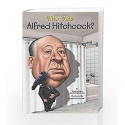 Who Was Alfred Hitchcock? by Pam Pollack Book-9780448482378