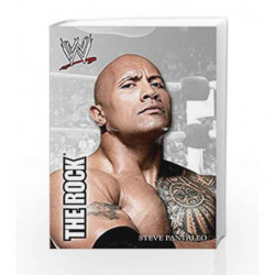 DK Reader Level 2: WWE The Rock by Steve Pantaleo Book-9780241008393