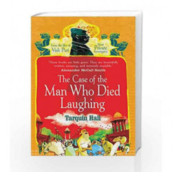 The Case Of The Man Who Died Laughing (Vish Puri 2) by Tarquin Hall Book-9780099525240