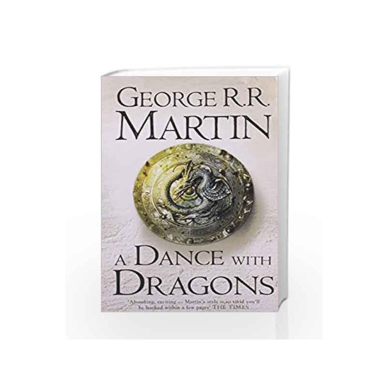 A Dance with Dragons by George R.R. Martin Book-9780007455997