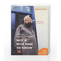 Not a Nice Man to Know by Singh, Khushwant Book-9780143417392
