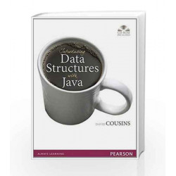 Introducing Data Structures with Java, 1e by David Cousins Book-9788131758649