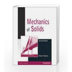 Mechanics of Solids, 2e by Mubeen Book-9788131758885