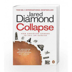 Collapse: How Societies Choose to Fail or Survive by Jared Diamond Book-9780241958681