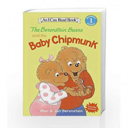 Berenstain Bears and the Baby Chipmunk (I Can Read Level 1) by Berenstain Jan Book-9780060584139