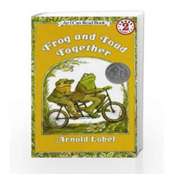 Frog and Toad Together (I Can Read Level 2) by Arnold Lobel Book-9780064440219