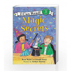 Magic Secrets (I Can Read Level 3) by WYLER ROSE Book-9780064441537