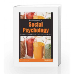 Fundamentals of Social Psychology, 1e by Gopa Bhardwaj Book-9788131759530