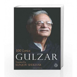 100 Lyrics by Gulzar Book-9780143418207